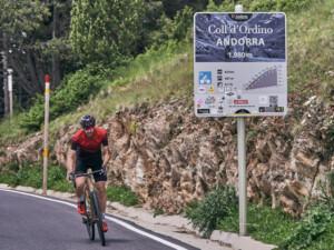 Andorra puertos montaña