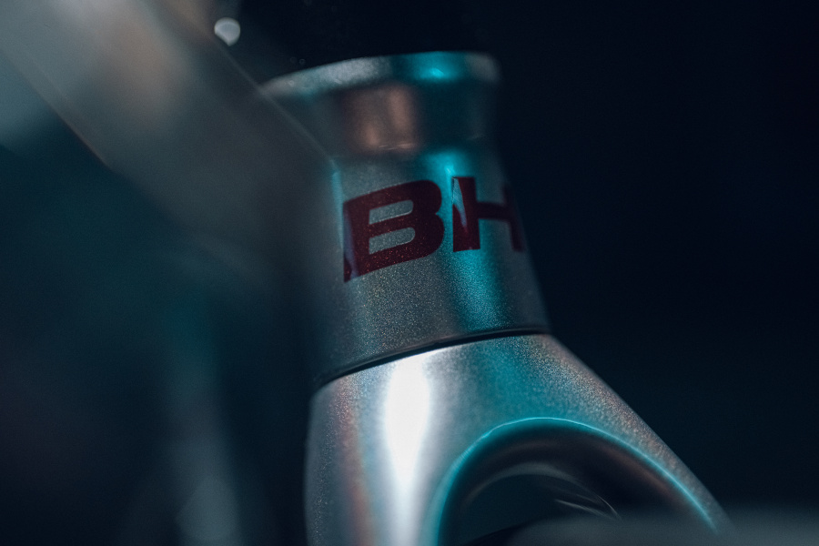 BH Aerolight cuadro