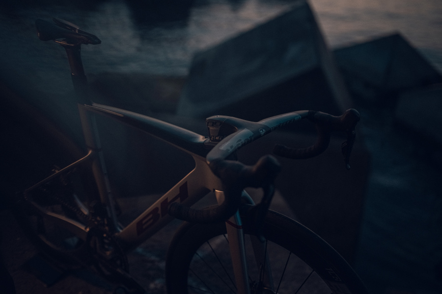 BH Aerolight road bike