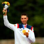 David Valero medalla
