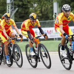 Selección española de ciclismo en los Juegos de Tokio