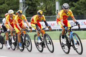 España Ciclismo Juegos Tokio