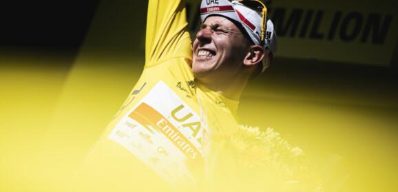 Pogacar hace historia con su segundo Tour de Francia