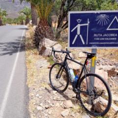 Camino de Santiago de Gran Canaria en bicicleta