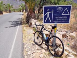 Ruta Jacobea y de los Volcanes