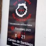 Xacobeo 2021 Tunte