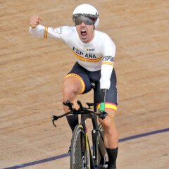 Alfonso Cabello, primer oro para España en los Juegos Paralímpicos