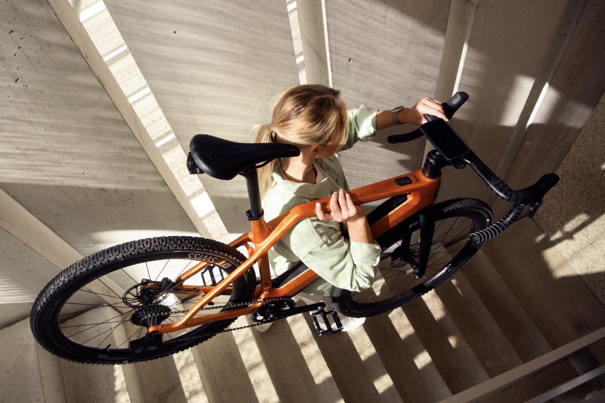 Cyklaer bike