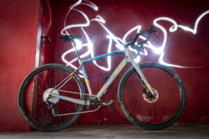 Desarrollo bicicleta gravel