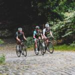 Flandes se prepara para el Mundial con un reto en Strava