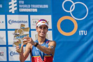 Mario Mola triathlon