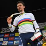 Alaphilippe revalida el título mundial en Flandes
