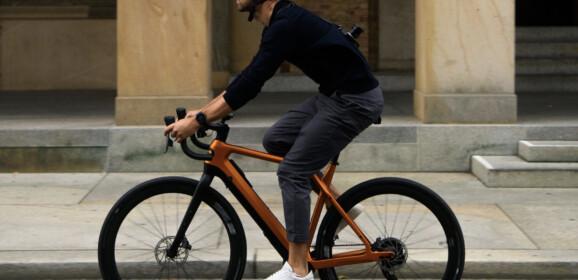 Cyklær: las ebikes de Porsche