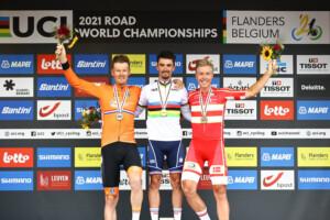 Flanders 2021 podium