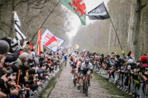 Paris-Roubaix cobbles