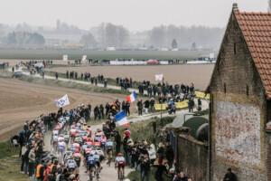 Paris-Roubaix pave