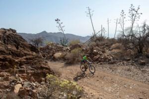 Pruebas MTB Gran Canaria