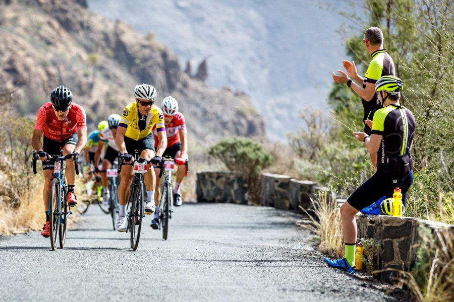 Pruebas ciclismo Gran Canaria