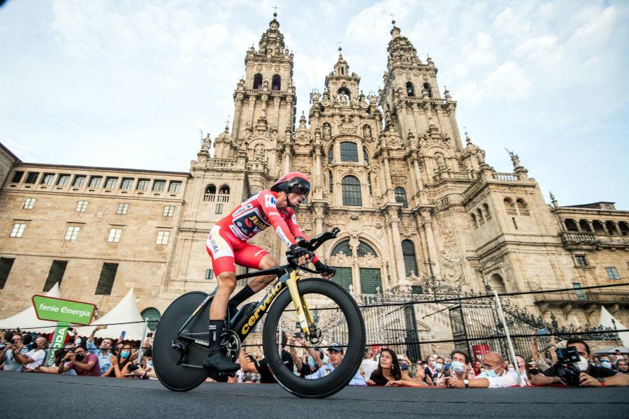 Roglic La Vuelta 2021