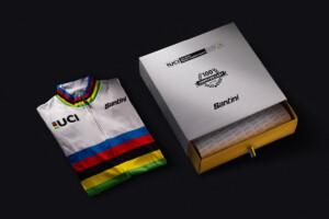 Santini UCI Road 100 Gold box