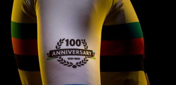 Maillots de campeón del mundo 100º Aniversario