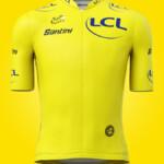 Santini Tour Maillot amarillo