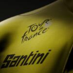 Santini, nuevo maillot amarillo del Tour de Francia